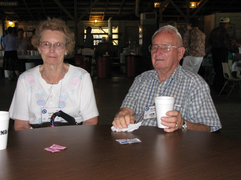 Irene and Bob Annand